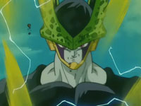 Cell regresa con el poder de un Super Saiya-jin 2